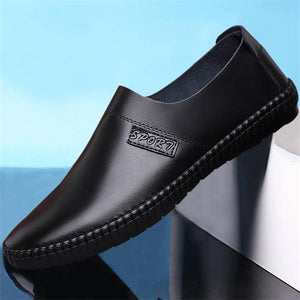 men's one pedal peas casual lazy shoes