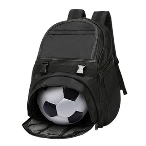 Waterproof football backpack