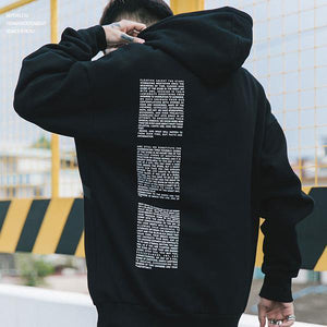 Multi-Pockets Fleece Hoodies