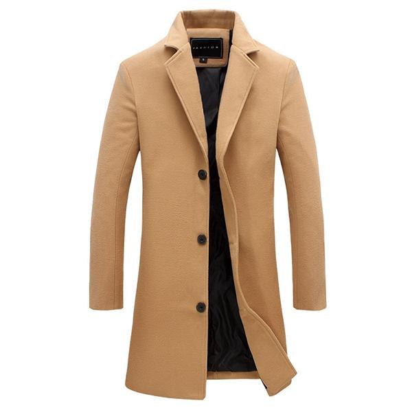 Doriry Wool Thicken Winter  Trench Coat