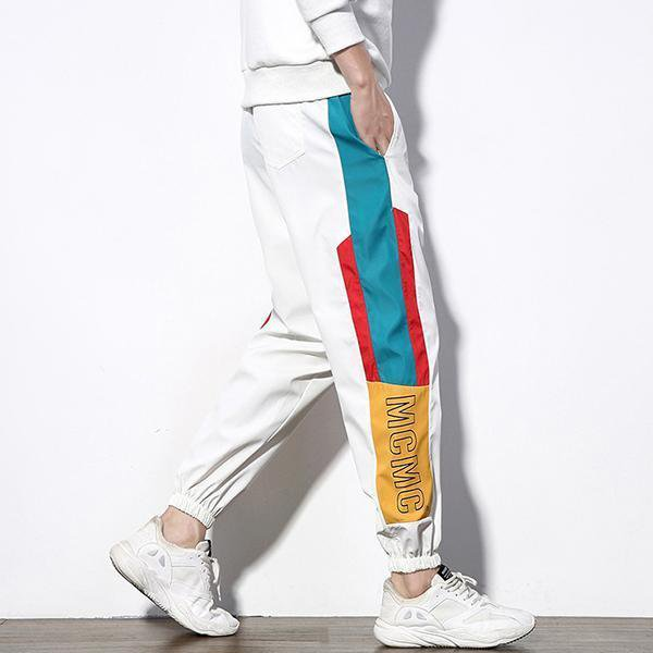 High Street Elastic Waist Sweatpants