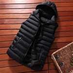 Doriry Double-Side Wear Winter Sleeveless Jacket