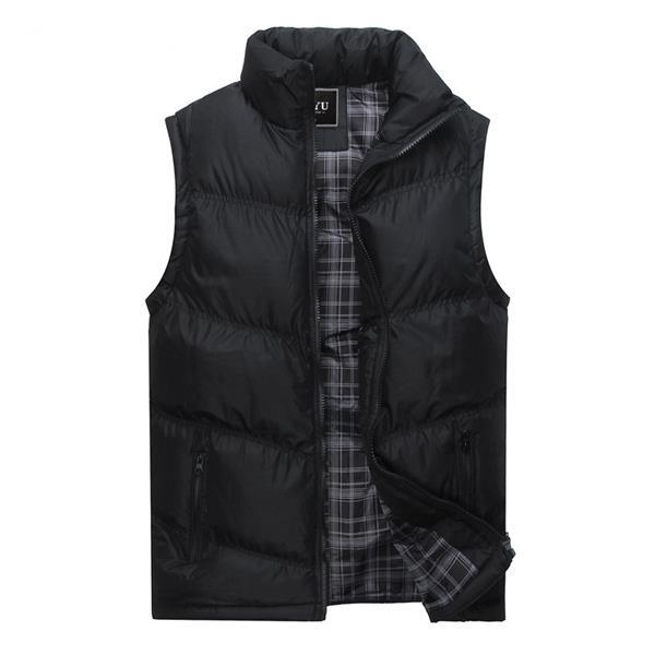 Doriry Cotton-Padded Men'S Vest Men Thicken Waist