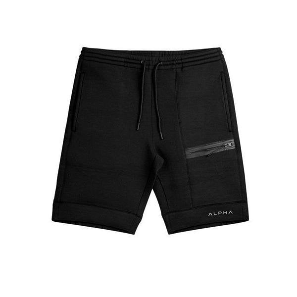 Graphite French Shorts By Fusion Sports Shorts