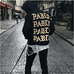 I Feel Like Pablo Fashion Hip Hop Jacket Casual Hoodies Sweatshirts for Men and Women
