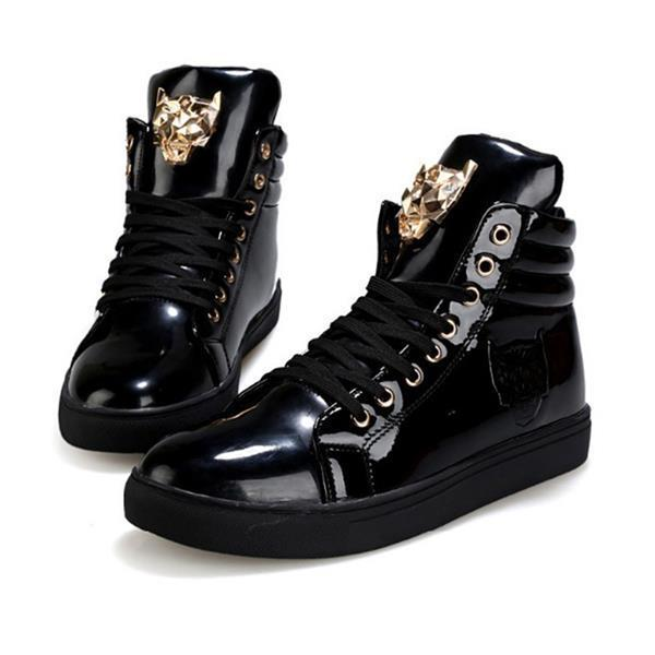 New Fashion High Top Casual Shoes