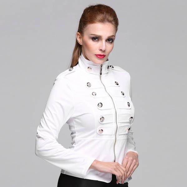 Fashion Women's Long Sleeve Coat