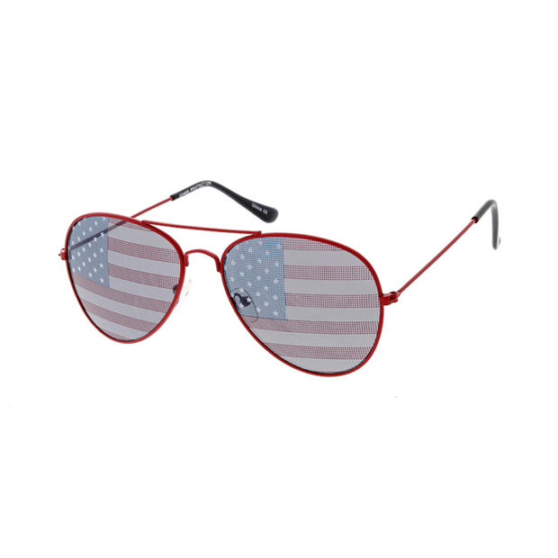 1980 American Flag Collection - Look Good Eyewear
