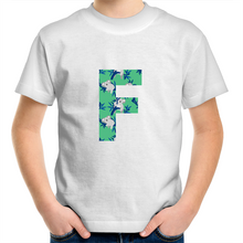Load image into Gallery viewer, Green koala F t-shirt