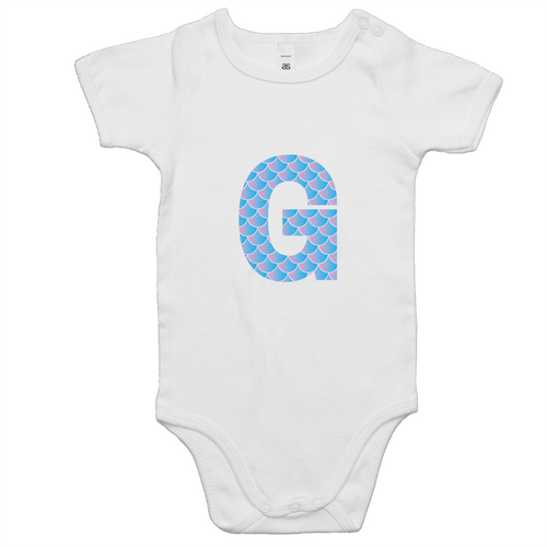 Mermaid G onesie