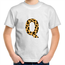 Load image into Gallery viewer, Leopard print Q t-shirt