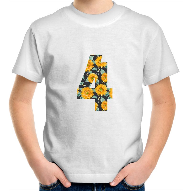 Sunflower 4 t-shirt