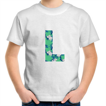 Load image into Gallery viewer, Green koala L t-shirt