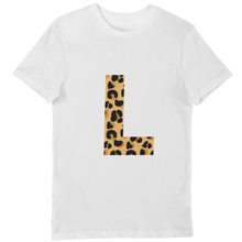 Load image into Gallery viewer, Leopard print L t-shirt