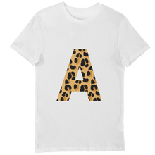 Load image into Gallery viewer, Leopard print A t-shirt