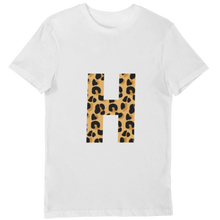 Load image into Gallery viewer, Leopard print H t-shirt