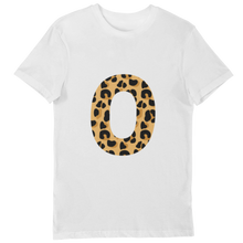 Load image into Gallery viewer, Leopard print O t-shirt