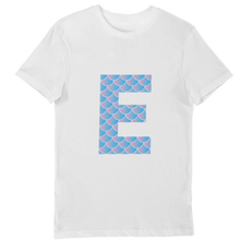 Load image into Gallery viewer, Mermaid E t-shirt