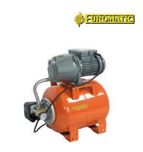 Groupe de Surpression Euromatic 0.75 CV - AXC 800/22 - SOCRALINE SHOP