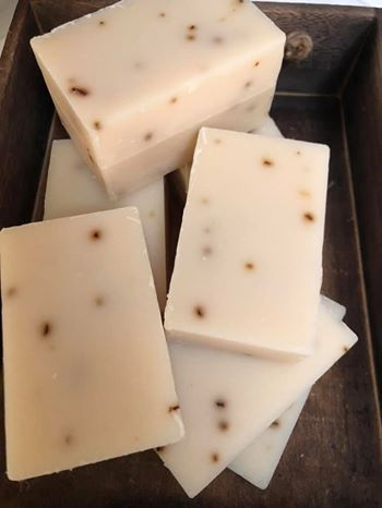 Peppermint Soap - Handmade - Moisturizing - Vegan - Organic
