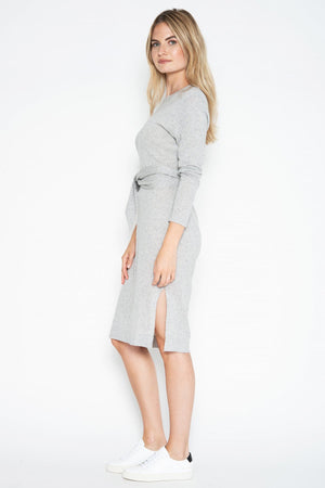 One Grey Day POPPY DRESS | OXFORD-DONEGAL