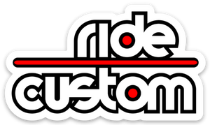 Ride Custom Sticker-Small