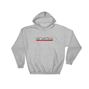 Ride Custom Bar Hoodie