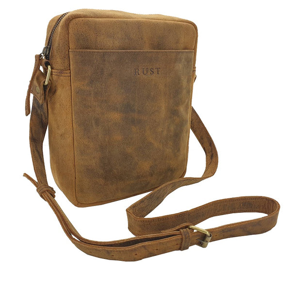 TRAIL PORTRAIT BUFFALO HIDE EVERYDAY CARRY BAG