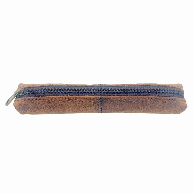 Stylus – Buffalo Slim Pencil Leather Case - The Leather Trading Co.
