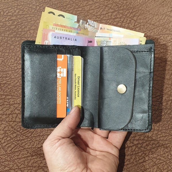 Make the Barca Wallet - Workshop