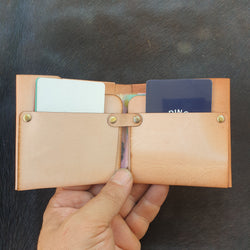 Auatralian Made 'Cambridge' stitchless Wallet