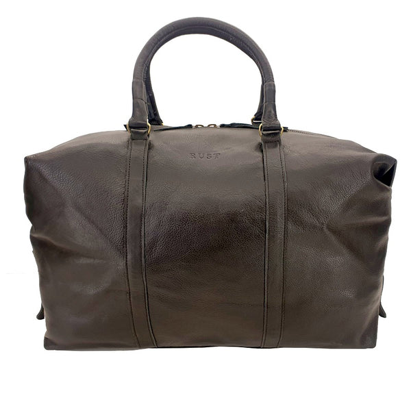 "Atlas 50"" Cowhide Weekender Carry-On Duffle Bag - The Leather Trading Co."