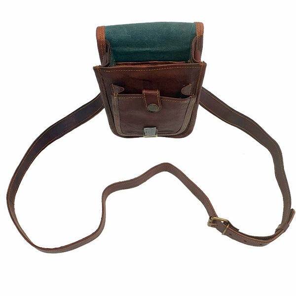 "Ranger 7"" Leather Field Bag"