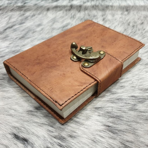 Ark 1 Handmade Leather Travel Journal