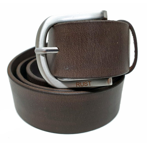 SKUDD BESPOKE BUFFALO LEATHER BELT - The Leather Trading Co.