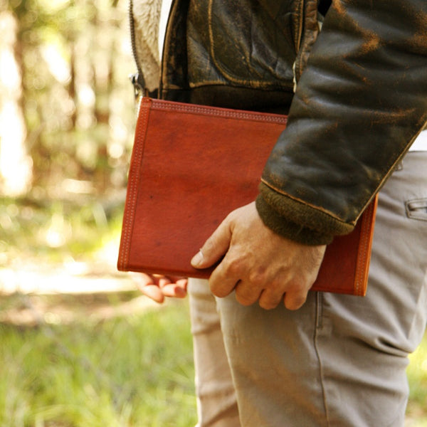 Field Leather Journal - The Leather Trading Co.
