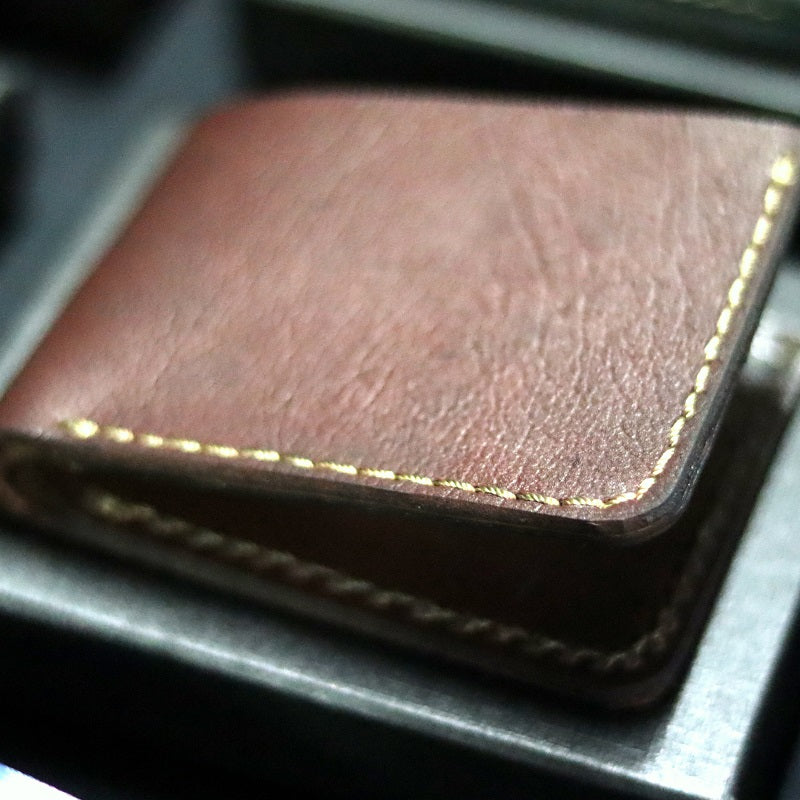'Juan' Bifold Australian Made Leather Wallet