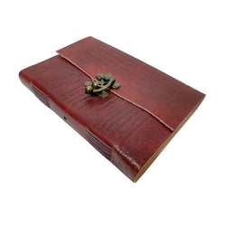 A5 Arbor Tree of Life Journal - The Leather Trading Co.