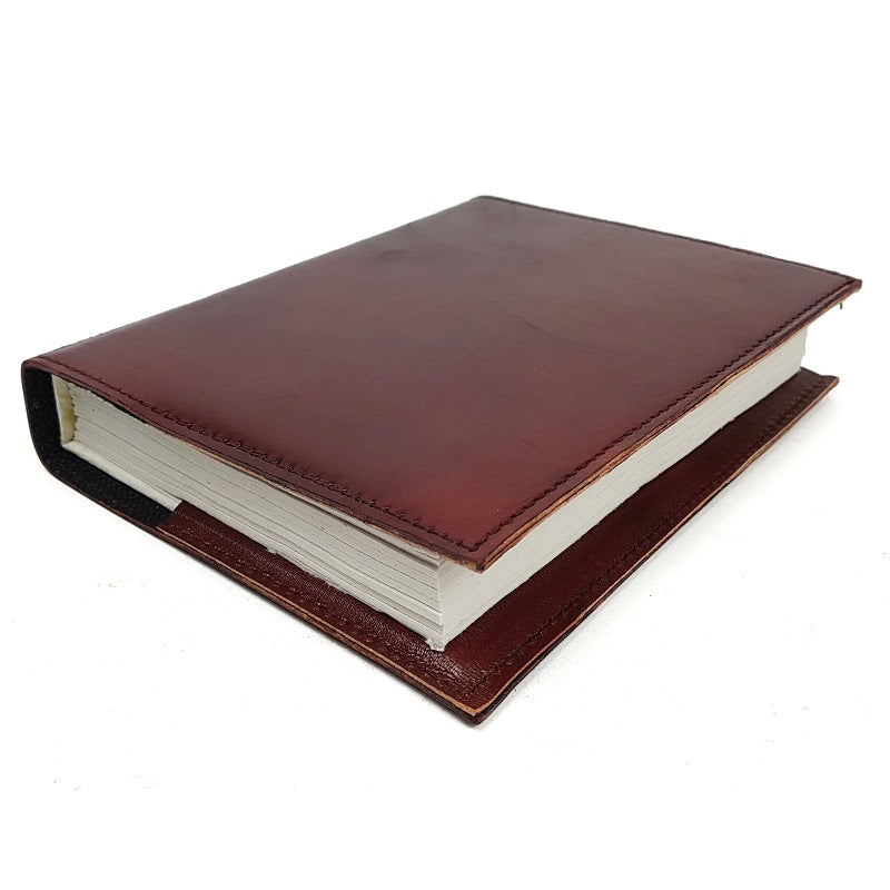 Hard Leather Cover Refillable Journals/Sketchbooks/Photo Album (JNL-REFILL) - The Leather Trading Co.