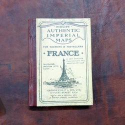 Eiffel Travel Journal - The Leather Trading Co.