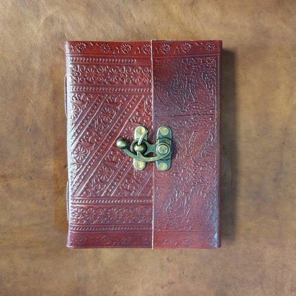 Camelus Leather Journal - The Leather Trading Co.