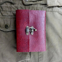 Celt Leather Journal - The Leather Trading Co.
