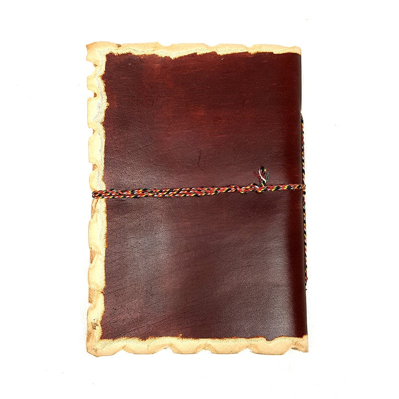 Oak Leather Journal - The Leather Trading Co.