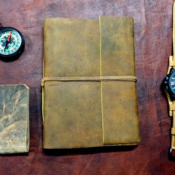 Copernicus Travel Journal - The Leather Trading Co.