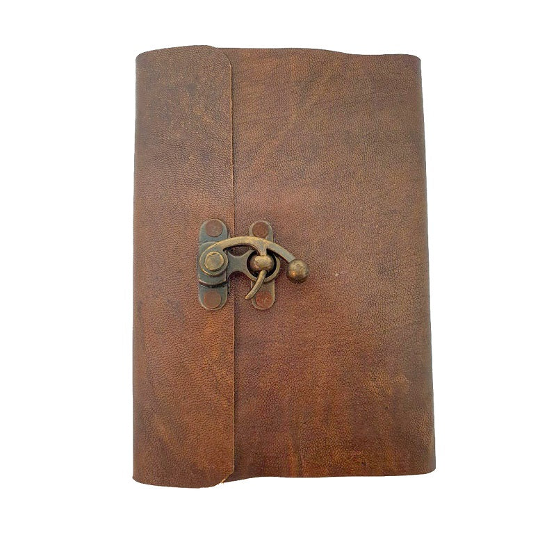 Gracili Leather Travel Journal