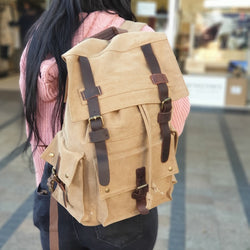 Legend Washed Canvas Backpack