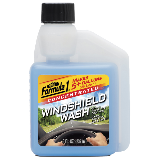 Formula 1 Windshield Wash Concentrate