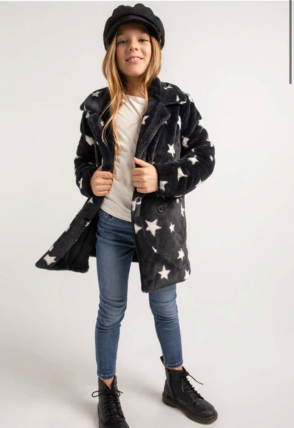 Girls Avery Star Jacket
