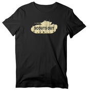 Scouts Out Cavalry Bradley Fighting Vehicle T-Shirt