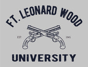 Fort Leonard Wood University Military Police T-Shirt